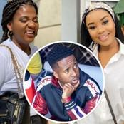 Dj Sthelo finally opens up about her relationship with her in laws, Shaun Mkhize