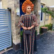40 Magnificent Boubou And Kaftan Styles Every Madam Should Consider Having This Month