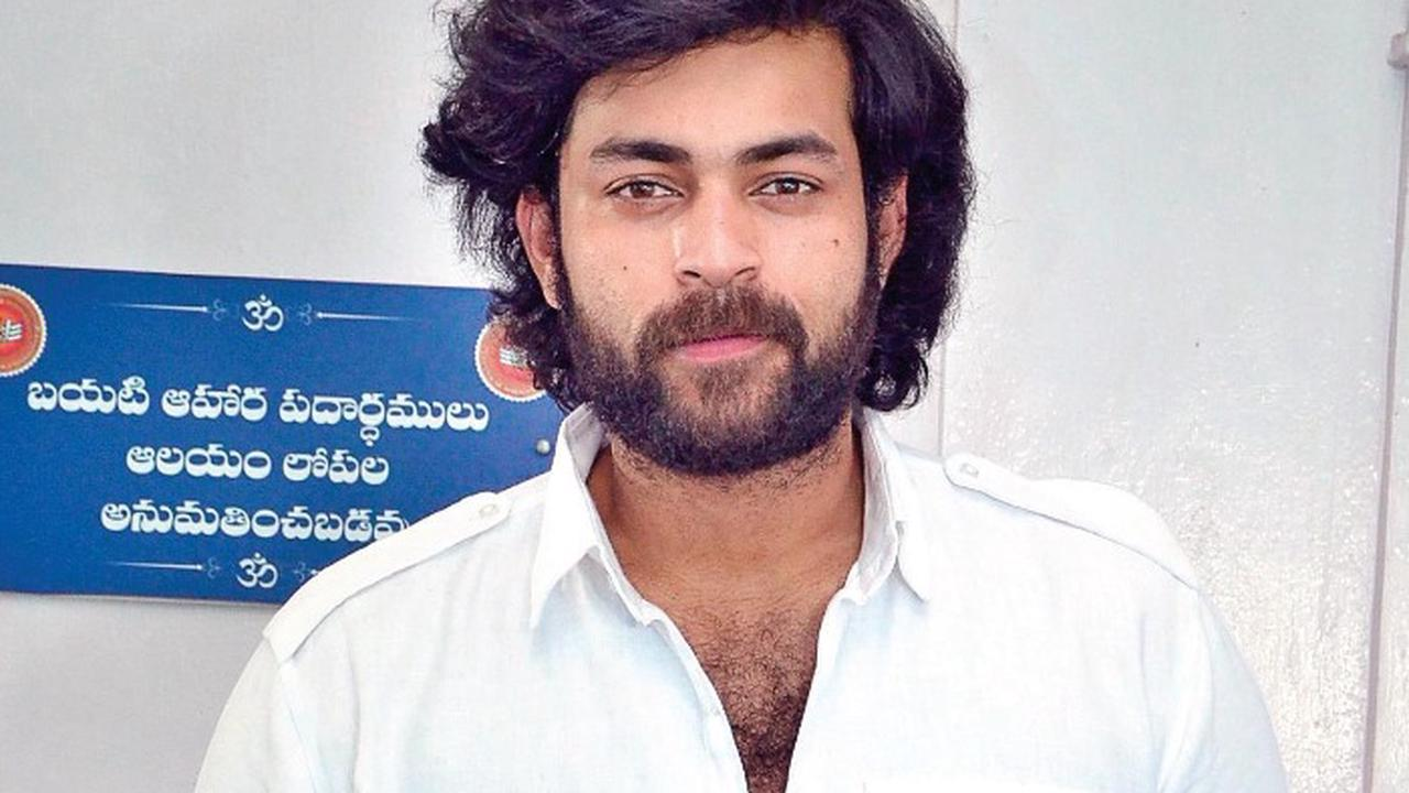 Varun Tej Confirms About Testing COVID-19 PositiveAfter Partying With Cousin Ram Charan