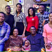Lovely Photos Of Evang. Mike Bamiloye's Wife, Children And Their Spouses As He Celebrates Birthday