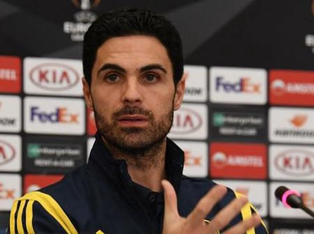 Bad News For Arsenal As Mikel Arteta Gives Injury Update Ahead Of Sheffield United Clash Tomorrow