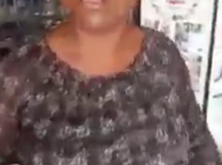 Read What Armed Robbers Reportedly Did To This Woman As She Was Coming Back From A Bank