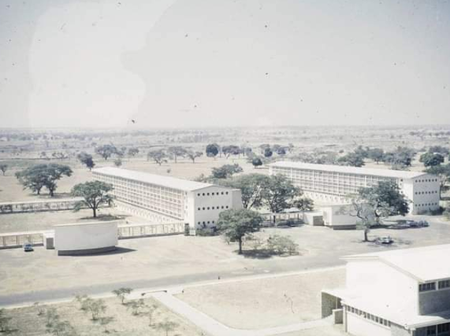 See How ABU Zaria Looks Like In 1962, 8 Months Before Its Official Commissioning (photos)