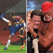 Opinion: Maguire should be a WWE star not a Footballer