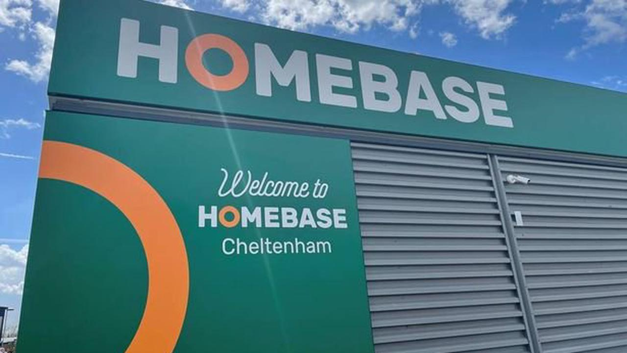 Homebase to open brand new store