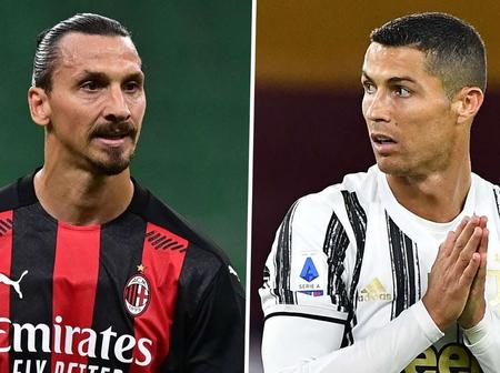 Opinion: Zlatan Ibrahimovic favourite for winning serie a golden boot instead of Cristiano Ronaldo.