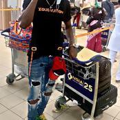 Après son passage au Koweït : Vivien Assié Koua en route pour le Vita Club