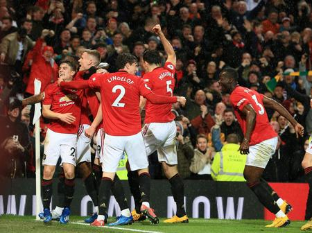Breaking; United Still Remain The Only Side In Premier League History To Reach 2,000 Goals.