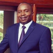 Kenyans React After Kithure Kindiki's Message on His Official Facebook Page