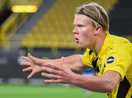 Arsenal Prefers Erling Haaland To Real Madrid Than Chelsea