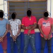 Abidjan : La police criminelle met fin aux activités néfastes d'un redoutable gang.