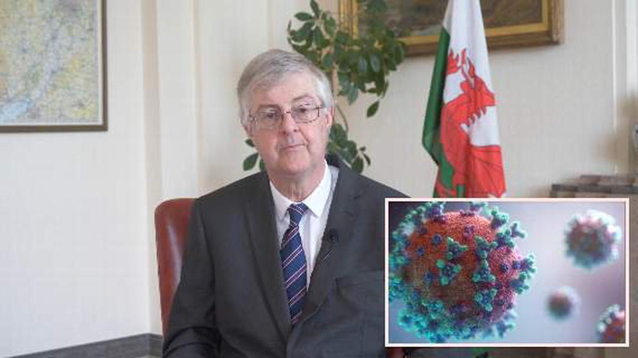 Covid-19: New cases recorded across Wales as First Minister announces vaccine drive