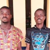 See How These 2 Grown Up Men Raped A Teenager In Their Neighborhood