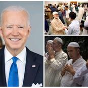 RAMADAN: Biden Sends Strong Message to Muslims, Says No One Should Live In Fear Over Their Faith