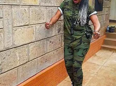 Between These Nollywood Actresses, Who Looks Better In Army Uniforms (Photos)