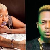 Fans blast YBNL princess over tweet that signing to YBNL exposed her to many unintelligent fans