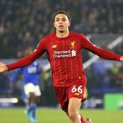 See The Whooping Amount Of Money Trent Arnold-Alexander Earns As Salary In Liverpool.