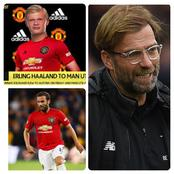 Transfer News Update On Haaland, Klopp, Mata