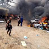 What Protesters Are Doing in Aba is Very Wrong, Just Look at Photos of the Damages They Have Caused