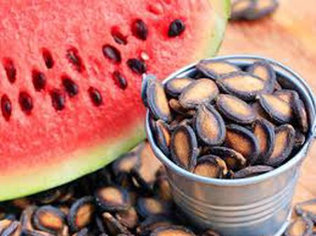 Benefits of eating watermelon seeds