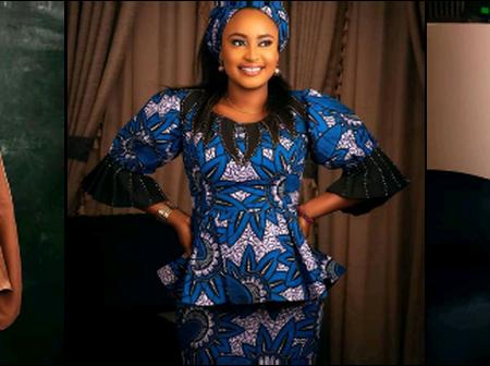 Latest Pictures of Kannywood Actress Fatima Abdullahi Washa