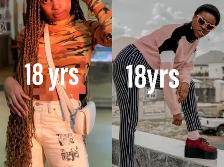 20 fashion outfits telling a different story on Jeiel Damina and Susan Pwajok
