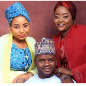 Check Out Photos Of An APC Leader Who Got Married To Two Beautiful Ladies Same Day In Abuja