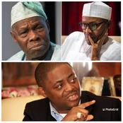 Insecurity: See What FFK Said Buhari Should Learn From Former President, Olusegun Obasanjo