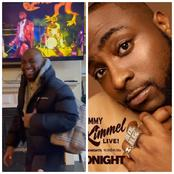 Singer Davido Shares Recent Video Watching The Scene Of American Movie In Which He Features