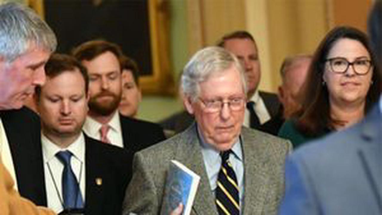 Senate Republicans left hanging with no idea how to handle Trump's second impeachment: report