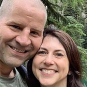 Man Marries Jeff Bezos Billionaire Ex Wife