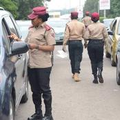 Six Important Car Documents That FRSC Looks Out For From Drivers.