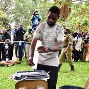 Did Bobi Wine Say The Truth? Uganda`s EC Refuse To Handover Presidential Results For Evaluation