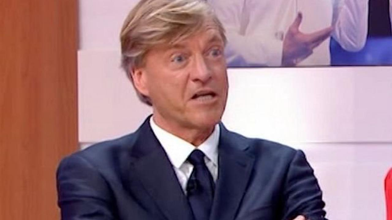 Richard Madeley in running to replace Piers Morgan on Good Morning Britain