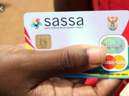 Sassa: Child Support Grant.