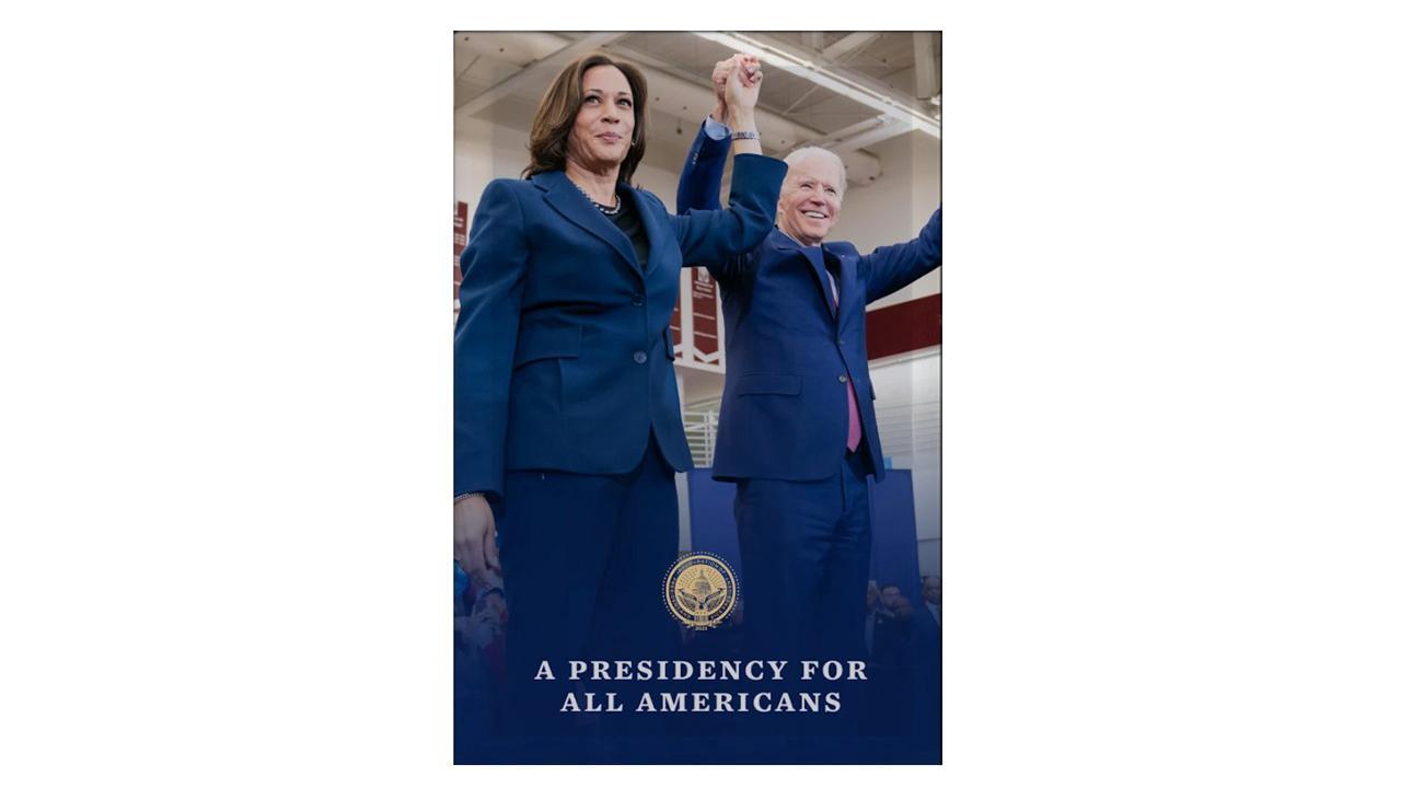Joe Biden & Kamala Harris Drop Inauguration Merch