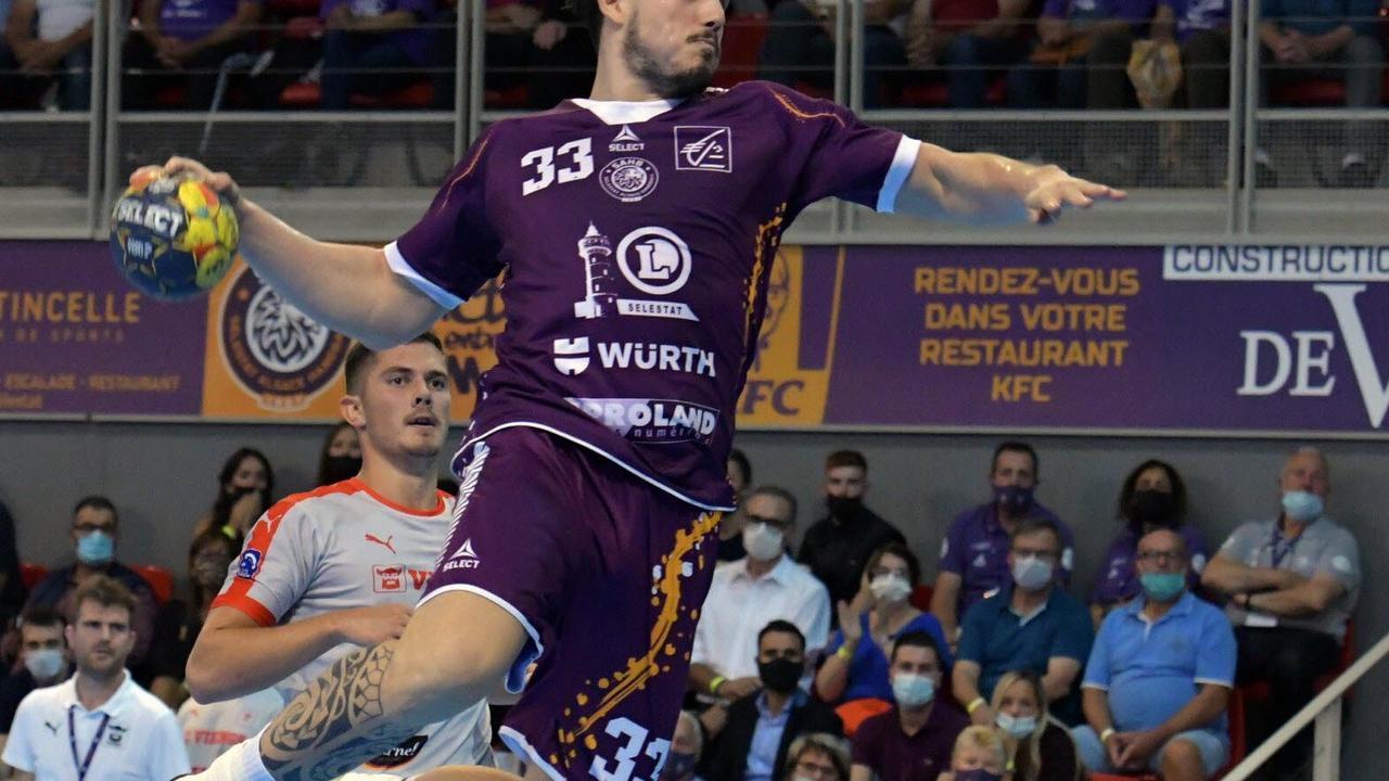 Handball/Division 2. Caen tout sourit à Sélestat
