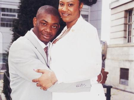 Don Jazzy reveals he was once married, see people's reactions