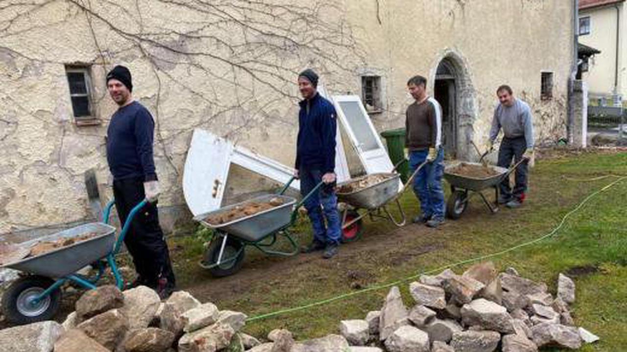 Ettingshäuser Pfarrhof soll mit Leben gefüllt werden