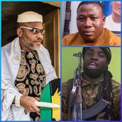 Adamu Garba Under Fire For Comparing Nnamdi Kanu and Sunday Igboho With Boko Haram Commander