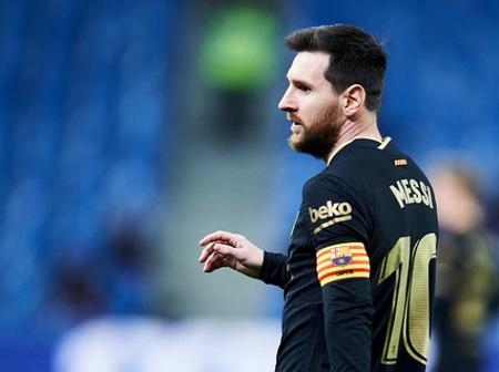 FC Barcelona Identify Potential Messi Replacement