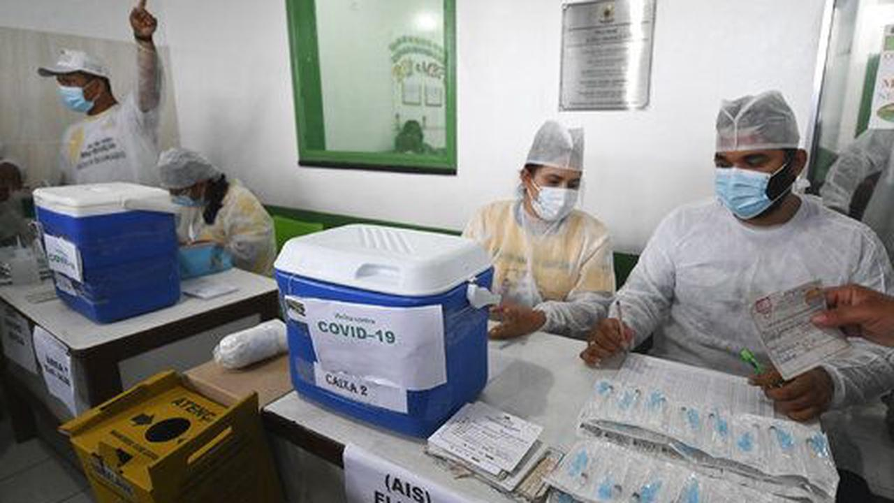 Brazil awaits vaccine cargo from India amid supply concerns