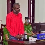 Nigeria man sentence to death in Vietnam.