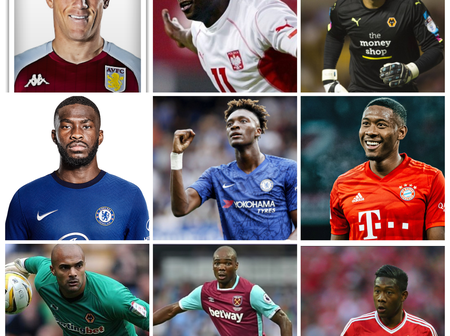See List Of Players That Chose Other Countries Over Nigeria