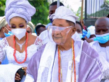 Check out photos of the Igbo lady who became the 6th wife of Alaafin of Oyo