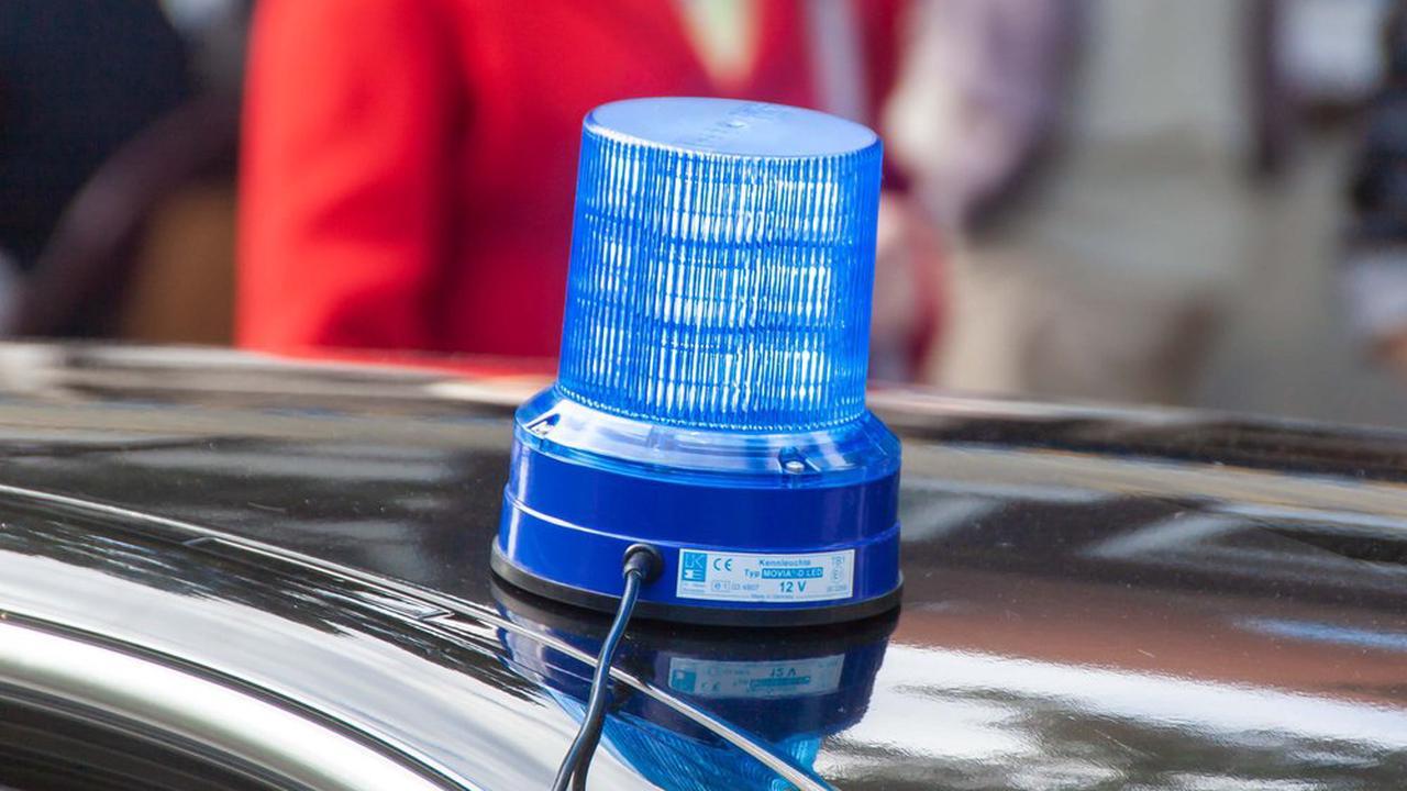 Dumm gelaufen: Zeuge merkt sich Kennzeichen von Unfallflüchtigem