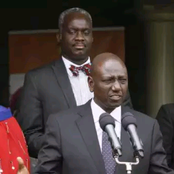 Dp Ruto Breathes Fire About Deep State Warning Them That They Will Not Choose Leaders For Kenyans