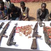 Fulani Herdsmen Caught With Guns In Anambra State