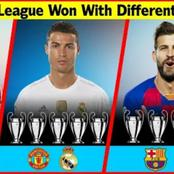 Top 15 Players who won UEFA Champions League with multiple clubs