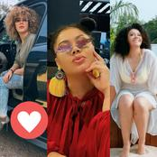 (35+ Photos)Beautiful: Nadia Buari Actress, Goddess Looks Gorgeous That Has Got Eyes Popping Out